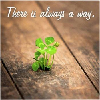 Selalu ada jalan