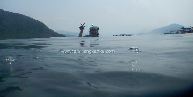 snorkeling pulau pahawang lampung 13