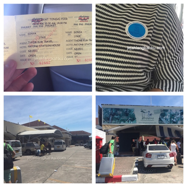 ferry to phi phi island 1