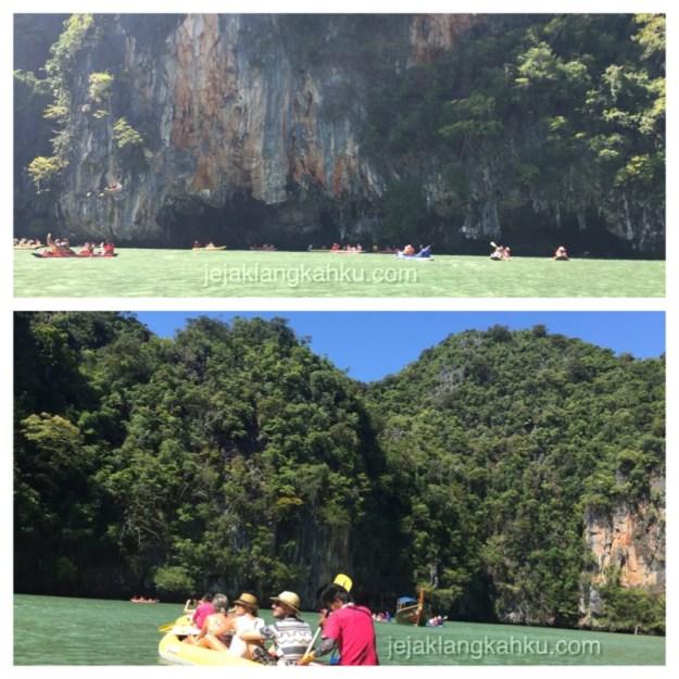 sea canoing hong island phuket 3