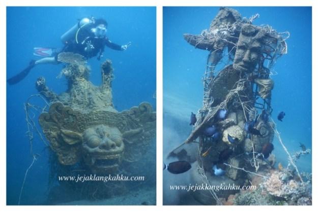 diving jumuluk amed 3