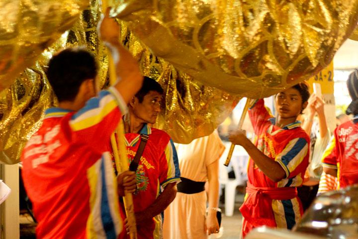 Chinese New Year at Patong - Phuket