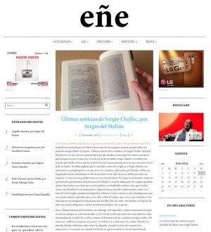 Sergio Chejfec reseña revista Ñ