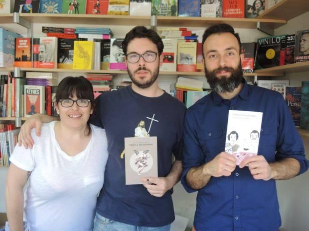 Julio Fuertes Tarín en la Fira del Llibre de Valencia 2016