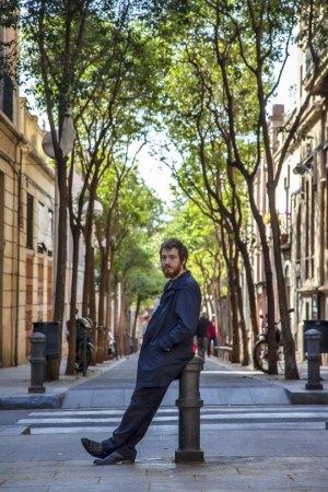 Rubén Martín Giráldez, foto de Iván Cámara para El Mundo