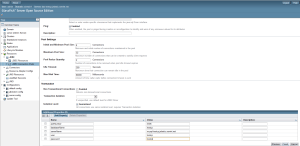 glassfish db config
