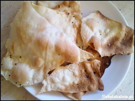 Tureckie pieczywo Lavash