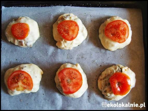 Bułeczki pizzowe