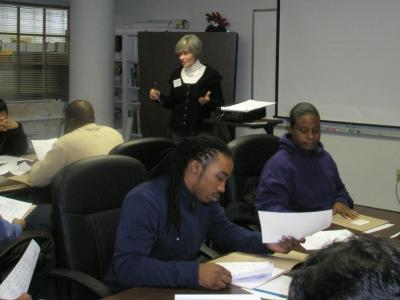 CEET - Classroom training - P1180207