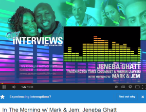 In The Morning w  Mark   Jem  Jeneba Ghatt   YouTube
