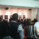 Luvvie and Scott Hanselman's podcast session was standing room only