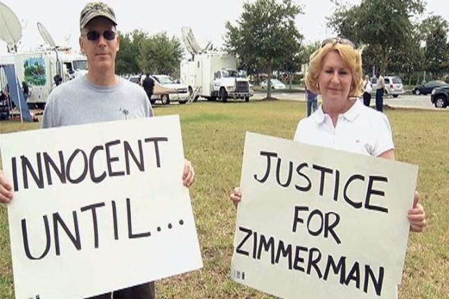 justice zimmerman