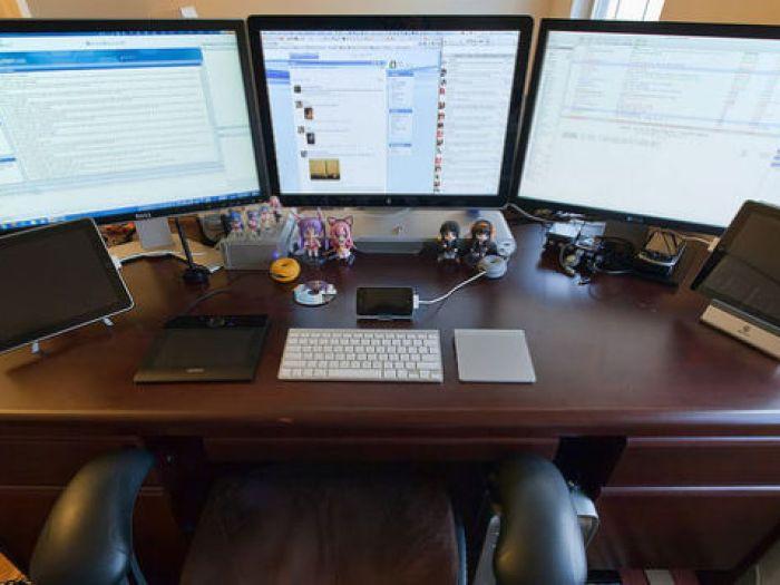 best work space