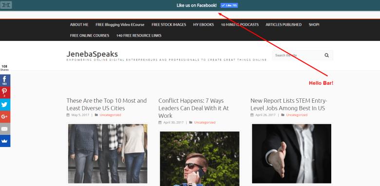 JenebaSpeaks - Empowering online digital entrepreneurs and professionals to create great things online