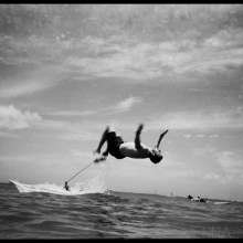 08 surfing waikiki beach wedding