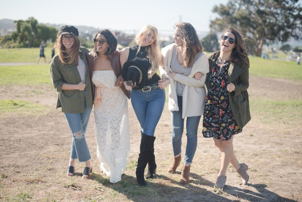 Bloggers in San Francisco