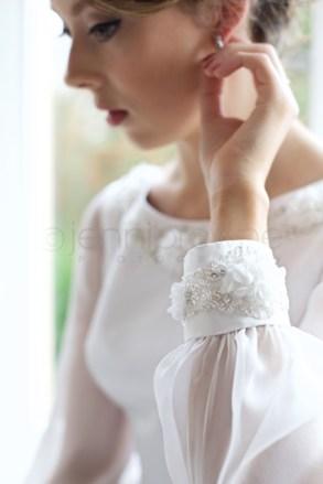 bridal photo shoot, knock castle 14