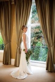 bridal photo shoot, knock castle 23