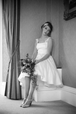 bridal photo shoot, knock castle 36