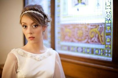 bridal photo shoot, knock castle 37