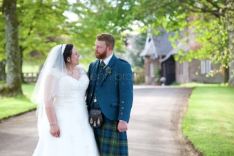 perthshire natural wedding photography