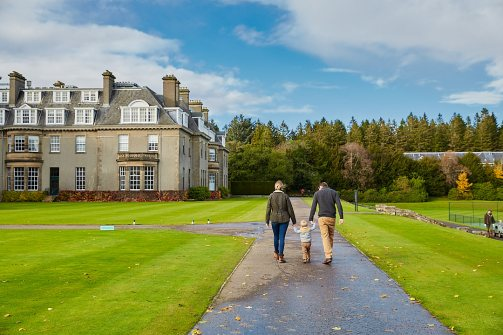 gleneagles hotel natural family photography