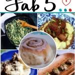 Fab 5: Week 8