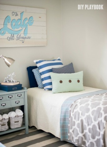 Fabulous beach house style decorating