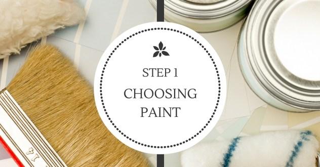 Choosing Paint Colors from JenniferDecorates.com
