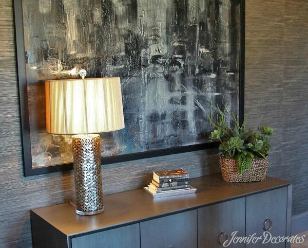 Accessorizing Ideas from Jennifer Decorates.com