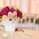 Wedding Table Decorating Ideas by JenniferDecorates.com