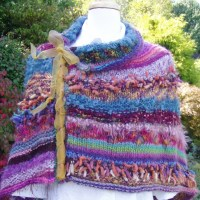 Dreamy Poncho Revisited