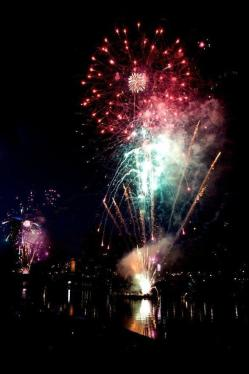new year fireworks Happy New Years - Tips to Keep You Safe on New Years