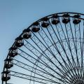 ferris wheelTips to traveling with kids this summer