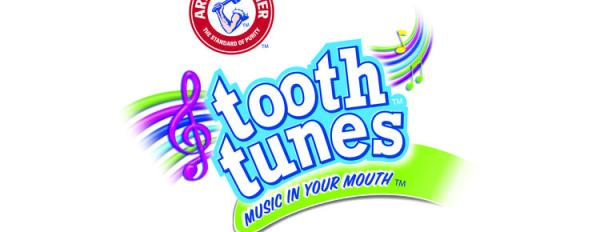 ToothTunes logo How To Get My Toddler To Brush Her Teeth: Arm & Hammer Tooth Tunes Rock! #sponsored