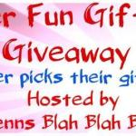Winner Choice Gift Card Giveaway