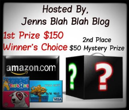 GIVEAWAY Enter To #Win The $150 Winners Choice & $50 Mystery Prize #Giveaway (sponsored)