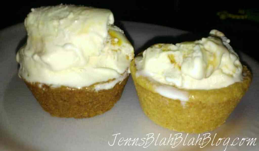 How to make Peanut Butter Cookie Cups for Ice Cream 1024x598 Peanut Butter Cookie Cups for Ice Cream Recipie & Chocolate Chip Too!