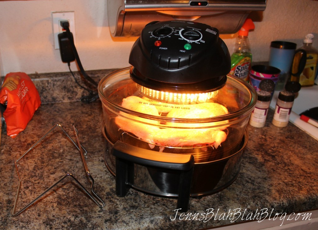 cook faster  Cook Better, and Faster Using The Halogen Tabletop Oven!  cook faster