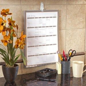 2013 Monthly Tabbed Calendar 300x300 Schedule Your Life The Easy Way With Organizher