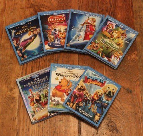 Disney movie giveawaay Enter to #Win LOTS of Disney Movies!  Dont miss this #giveaway!