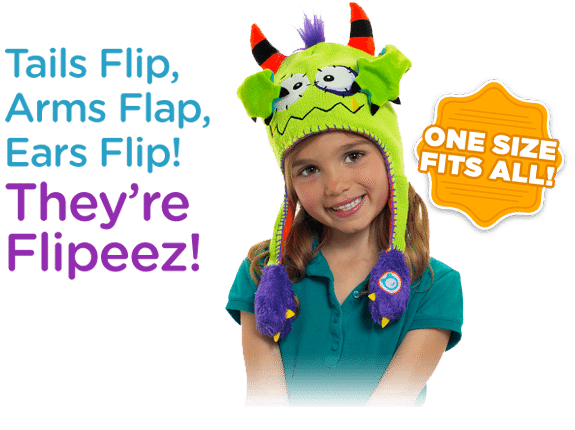 FLIPEEZE7 #Flipeez Super Fun Action Hat