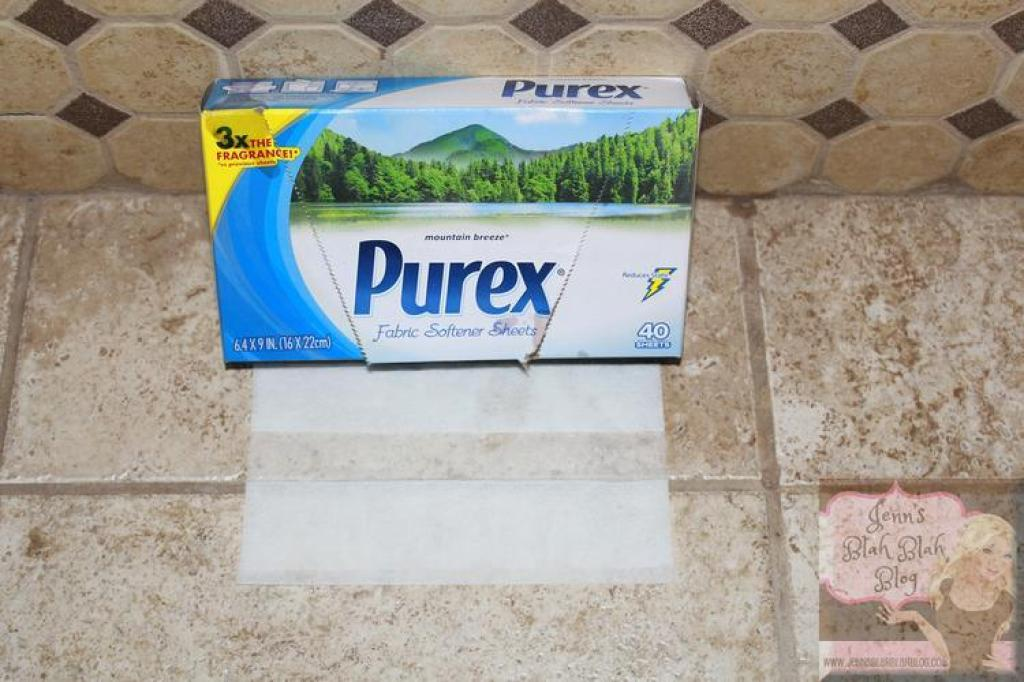 Things you can do with dryer sheets 1024x682 Things you can do with Dyer Sheets | Purex NEW 3X The Fragrance