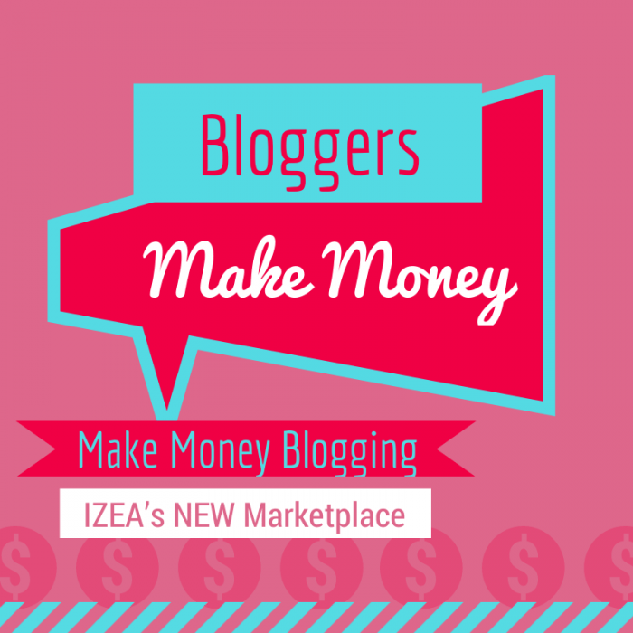 Bloggers Make Money Blogging with IZEA's NEW Marketplace! Bloggers Make Money Blogging with IZEA's NEW Marketplace