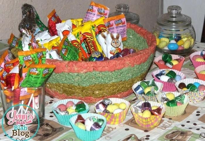 Easter Basket Ideas  #BunnyTrail Easter Ideas: Fun Easter Basket Ideas For Kids Easter Basket Ideas