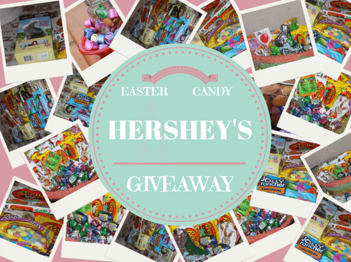 Hersheys Easter Candy Giveaway  #BunnyTrail Easter Ideas: Fun Easter Basket Ideas For Kids Hersheys Easter Candy Giveaway