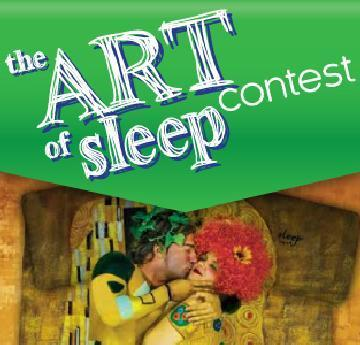 NatureSleepCoverPage NATURE'S SLEEP PRESENTS THE ART OF SLEEP CONTEST
