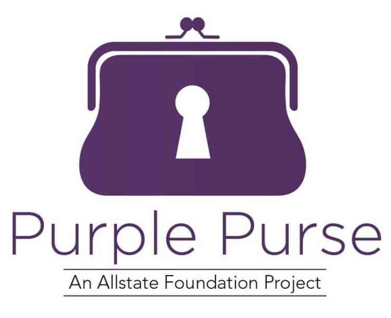 The Purple Purse How Can You Help Women Escape Domestic Violence?  #PurplePurse