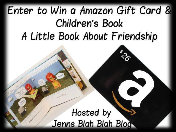 amazon gift card giveaway Enter to #Win $25 Amazon Gift Card & AWESOME Childrens Book!