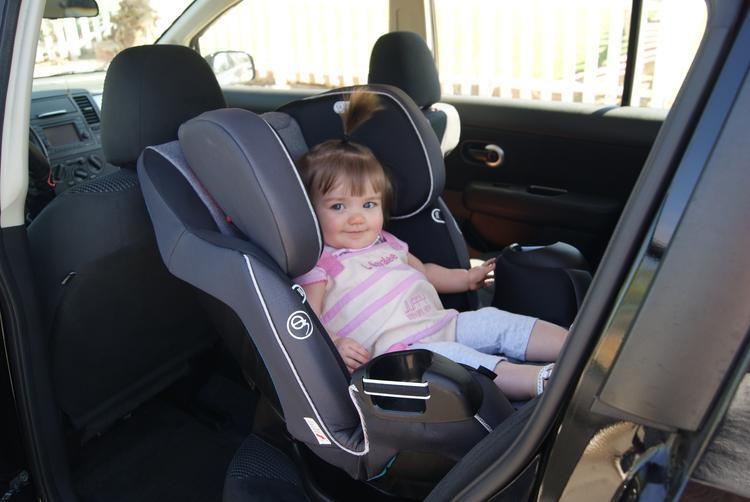 camra pics 027 The Evenflo Platinum Symphony DLX All-In-One Car Seat!! Baby's Got A New Cadillac,